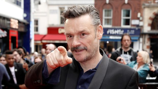 "Julian Barratt: ""Writing can make you feel a bit psychotic."" Photograph: John Phillips/Getty Images for BFI"