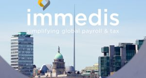 Immedis was formed last November when Taxback Group pulled out its specialist corporate division and rebranded it Immedis.Today it employs 50 people in Dublin