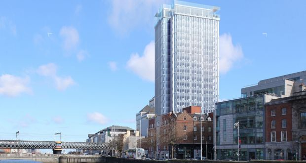 Dublins Tallest Building Planned By Johnny Ronan