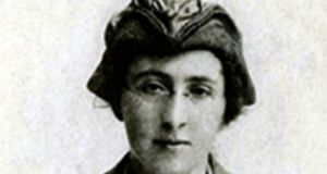 Margaret Skinnider was a sniper during the 1916 Rising who went on to teach  at Mount Carmel secondary school in Dublin.