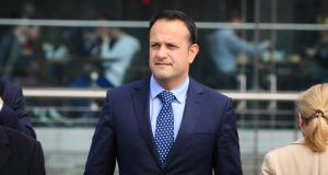 Minister for Social Protection Leo Varadkar: The Government's intention is to enhance the range of benefits accessible by the self-employed. Photograph: Gareth Chaney Collins