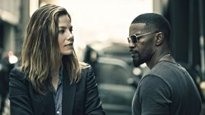 Michelle Monaghan and Jamie Foxx