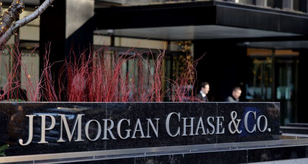 JPMorgan Chase plans to move hundreds of bankers to Dublin