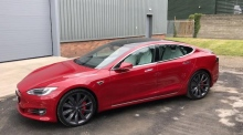 Our Test Drive: the Tesla Model S P100D