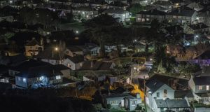 Killiney Hill: Little boxes on the hillside, Little boxes made of ticky tacky. Photograph: Andrew Sheridan