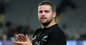 New Zealand's Dane Coles is an injury doubt ahead of the Lions tour. Photograph: Fiona Goodall/Getty Images