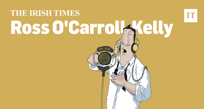 Ross O Carroll-Kelly  7d2ead0ba