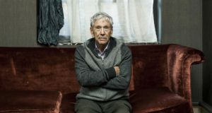 Amos Oz: Read first, ask questions later. Photograph: George Etheredge/The New York Times