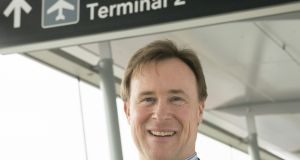 Dublin Airport catered for a record 28 million passengers last year, says DAA chief executive Kevin Toland