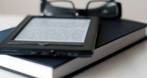 Ebook sales declined 4% in 2016, while physical books sales rose 2%