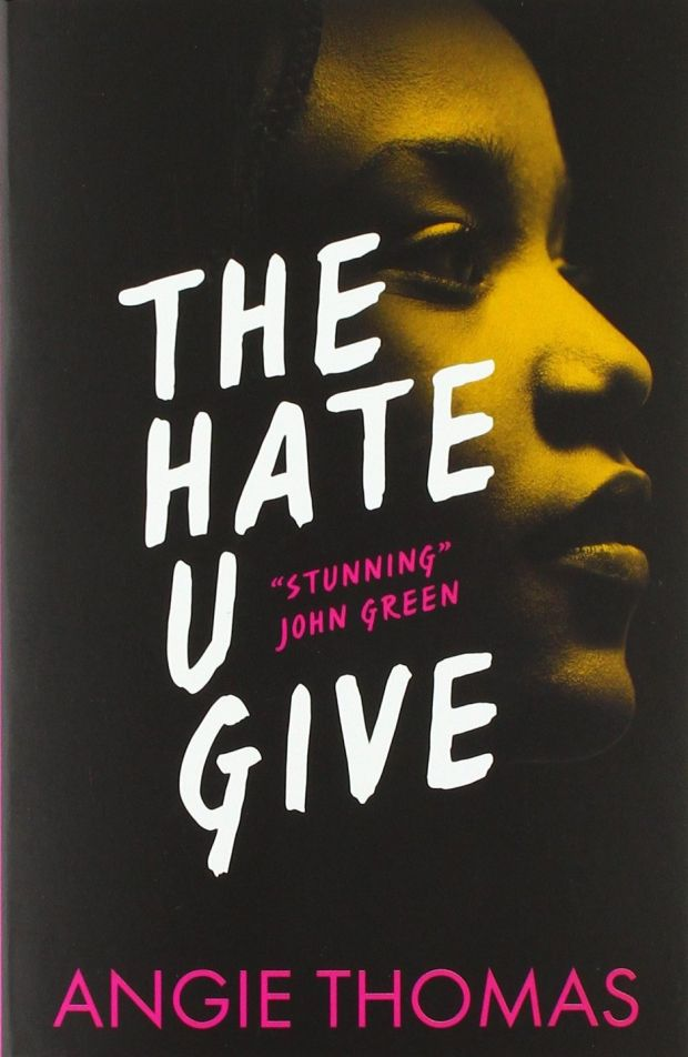 The Hate U Give is the YA book of the moment, top of the New York Times bestseller list since its release two months ago