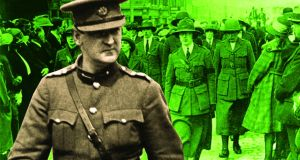 Michael Collins: Most of the Dublin safe houses he used were run by women, and Collins could not have lived without them.