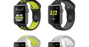 With the Apple Watch Nike+  you get Apple Watch hardware with Nike's coaching and motivational messaging