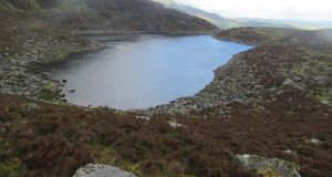 Crotty's Lake: Once upon a time in the Comeragh Mountains there lived a rapparee named William Crotty.