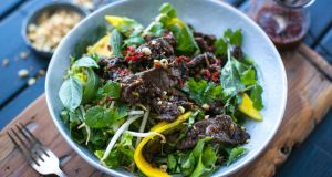 Donal Skehan recipe: Vietnamese beef and mango salad