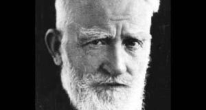 "George Bernard Shaw: ""Shavian"" (to rhyme with ""avian"")"