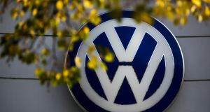 Volkswagen says the case should be heard in Dublin District Court. Photograph: AP