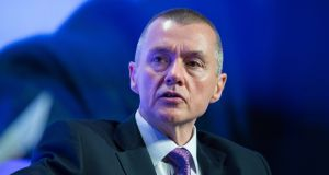 "IAG chief executive Willie Walsh: said it was a ""record performance"" in the first quarter"