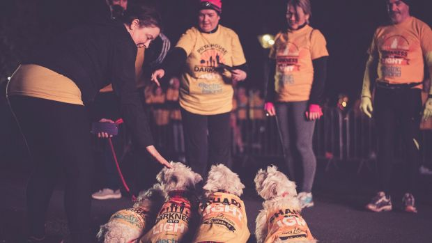 The annual Pieta House Darkness Into Light event is due to take place on Saturday morning. Photograph: Pieta House