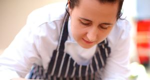 Hilary O'Hagan Brennan, executive chef at 3fe and co-founder of Athrú