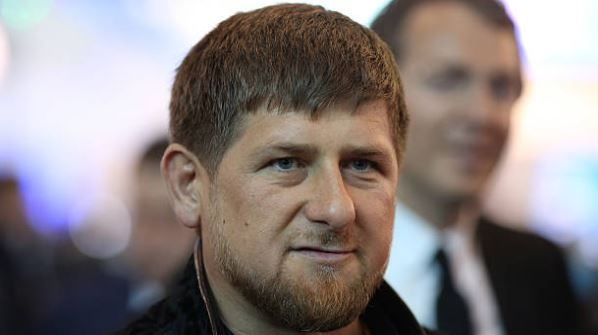 "Ramzan Kadyrov (above), the strongman president of Chechnya, has dismissed the charges of a homophobic crackdown as ""provocations"". File photograph: Getty Images"