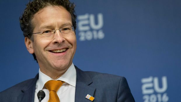 "Jeroen Dijsselbloem: told the Dutch parliament two years ago that the use of NSFSC, which owns more than €1 billion worth of trains, would be ""phased out"". Photograph: Bart Maat/EPA"