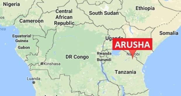 Schoolchildren Killed In Tanzania After Bus Plunges Into Ravine - Where is tanzania located