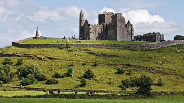 The Rock of Cashel. Photograph: Getty Images