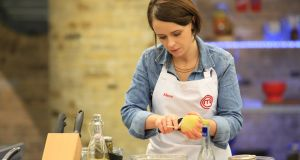 Alison O'Reilly is through to the finals of BBC MasterChef