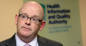 "Hiqa chief executive Phelim Quinn said it was ""unfortunately"" still too common for the public to witness the poor provision of health and social care services. Photograph: Brenda Fitzsimons"
