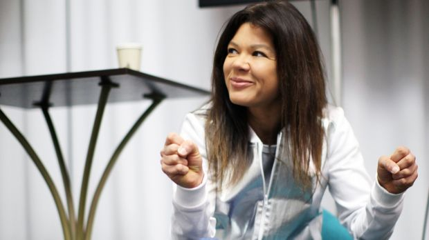 "Ruslana: ""People are very tired of this tragic situation of the last three years."""