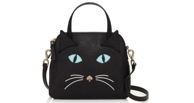 Kate Spade Range Includes Bags Shaped Like Cats And Cars