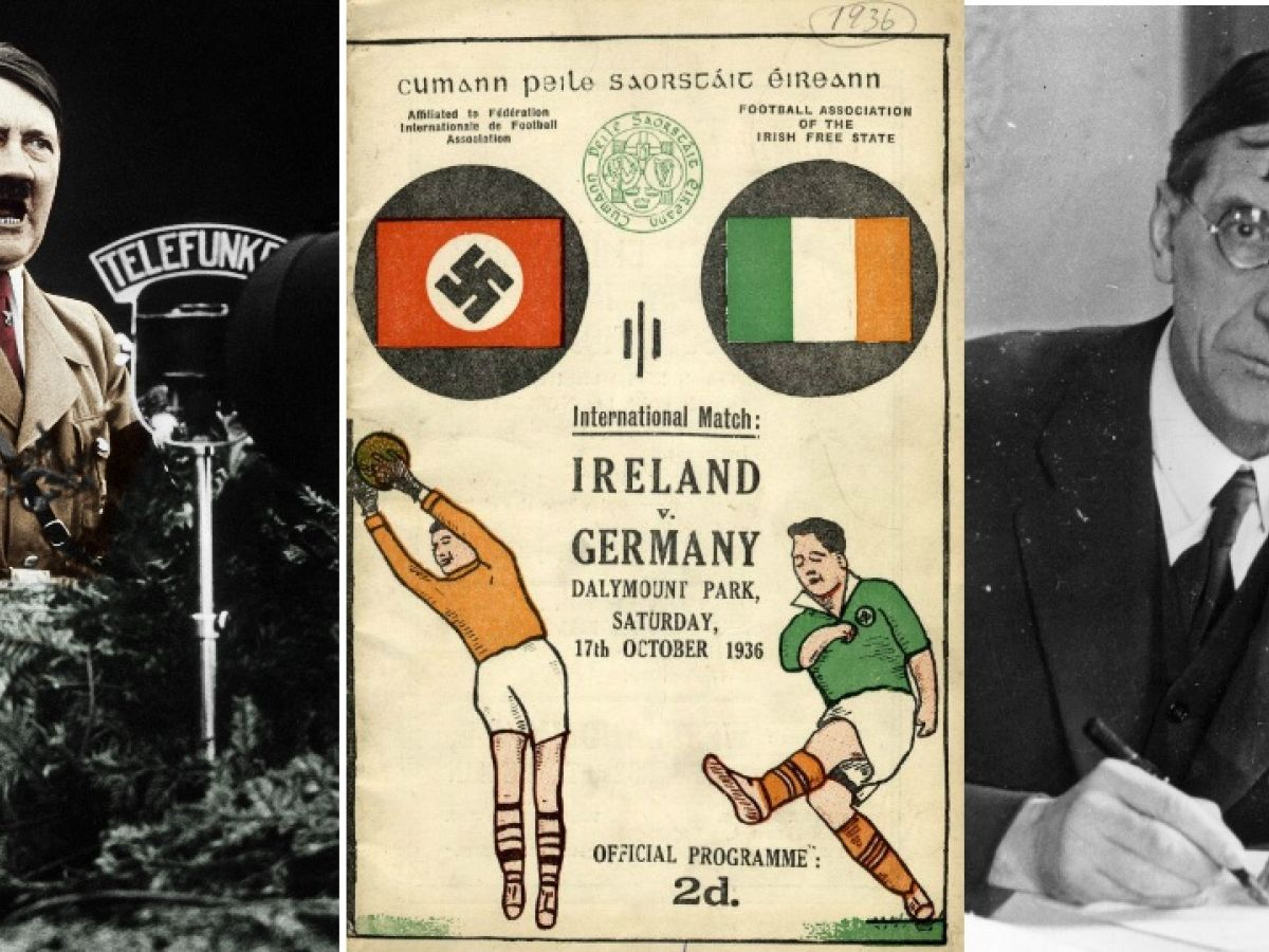 Ireland & National Socialism During WW2