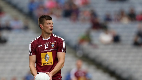 John Heslin has been in good form for Westmeath. Photograph: Ryan Byrne/Inpho