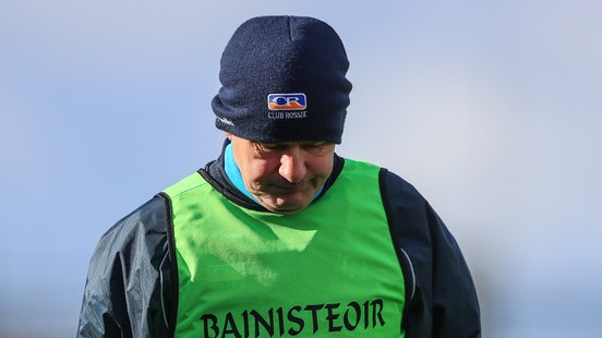 Kevin McStay's Roscommon endured a difficult league campaign. Photograph: James Crombie/Inpho