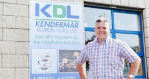 "Ken McCabe of KDL: ""We can be flexible and therefore meet the changing needs of our customers easily."""