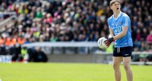 Dublin's Con O'Callaghan is possibly a better hurler than  footballer. Photograph: Philip Magowan/Inpho