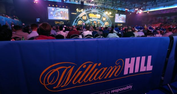 William Hill hit by slowdown in wagers at its betting shops