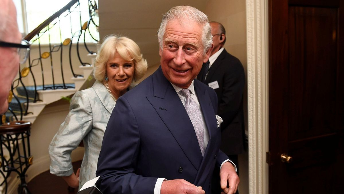 Prince Charles And Camilla Head South To Get A Taste Of The Ras