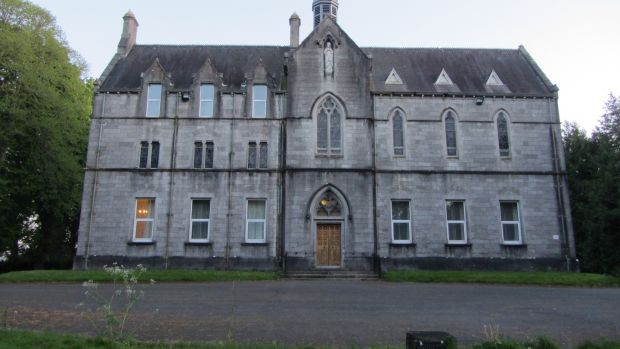 Our Lady's Bower Convent, Lower Road, Athlone: a building familiar to several generations of Irish schoolgirls