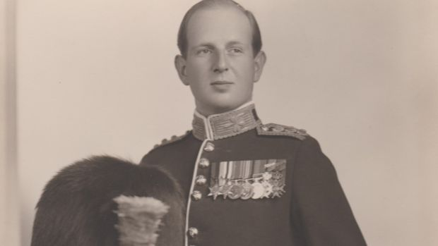 Col William Harvey-Kelly, who was a decorated veteran of the second World War