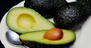 A leading plastic surgeon has suggested that avocados should carry warning labels. Photograph: Nick Ansell/PA Wire