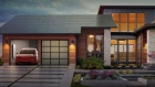 Elon Musk showcases Tesla's new solar roof