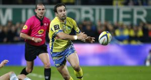 Saracens know the best way to get at Clermont is to disrupt their scrumhalf Moran Parra. Photograph: by Jean Catuffe/Getty Images