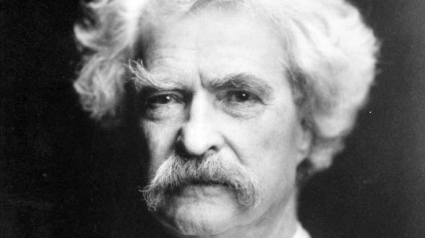 Mark Twain: comic possibilities of cannibalism