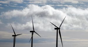 Kerry County Council's refusal of permission for 10 wind turbines. Photograph: Sergio Perez/Reuters