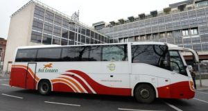 Management at Bus Éireann has argued that the company is facing insolvency in the absence of remedial action.
