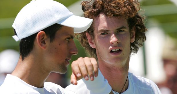 Turning 30 A Closer Look At Andy Murray And Novak Djokovic
