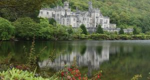 Kylemore Abbey has shown an increase in British visitors this year