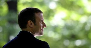 The significance of the election of French president Emmanuel Macron should not be underestimated. Photograph: Reuters/Eric Feferberg/Pool